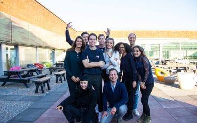 The Young Digitals tekent Human Capital Akkoord