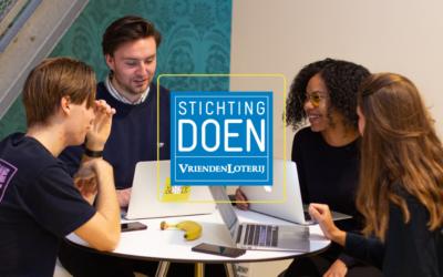 Stichting DOEN ondersteunt The Young Digitals