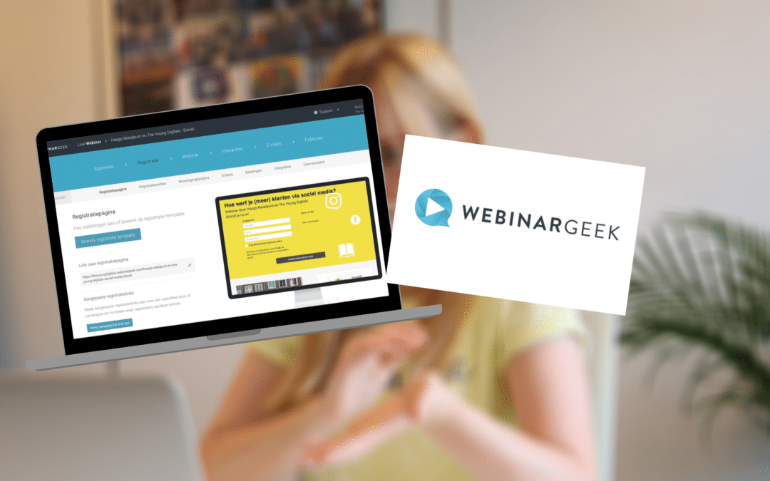 Review: Onze eerste webinar in Webinargeek!