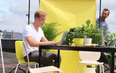 Behind the scenes: Van young digital tot marketeer voor Exact