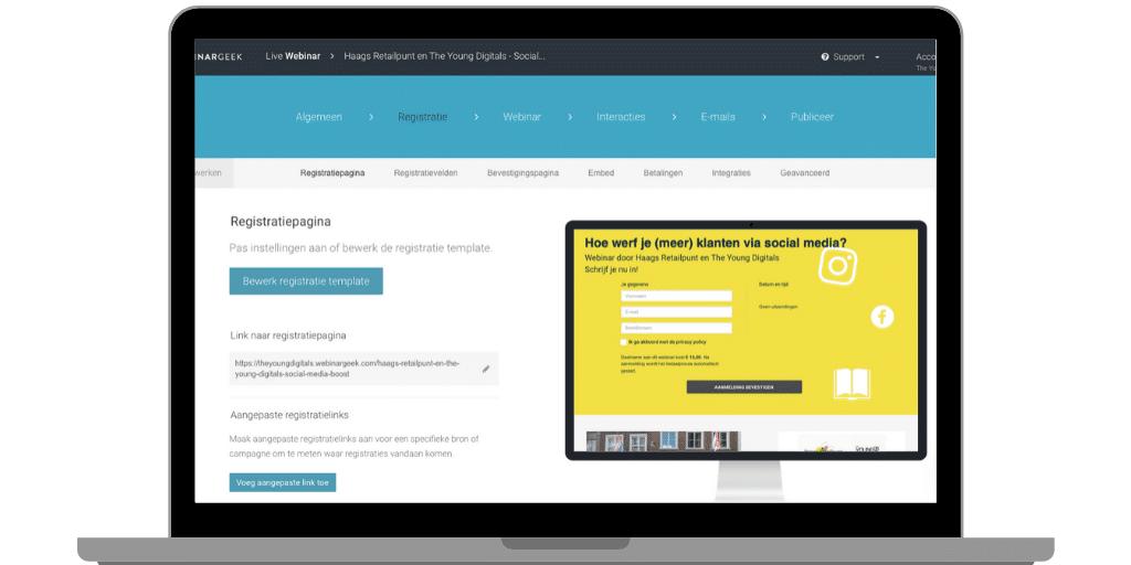 Review: Onze eerste webinar in Webinargeek! 2