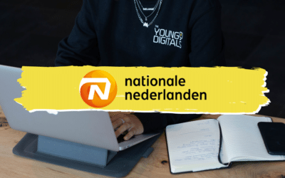 The Young Digitals aan de slag met SEO voor Nationale-Nederlanden
