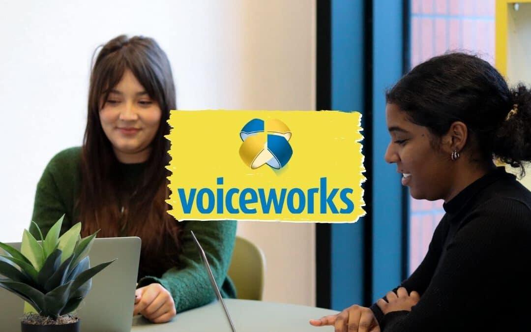 The Young Digitals verzorgt content creatie voor Voiceworks