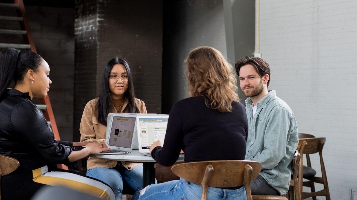 Blog voordelen inclusief marketing team
