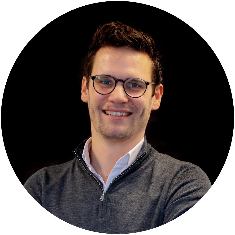 Senior Marketeer Martijn